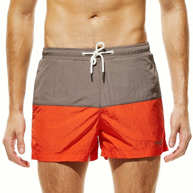 Beach House Swim Shorts - Delfini Swimwear