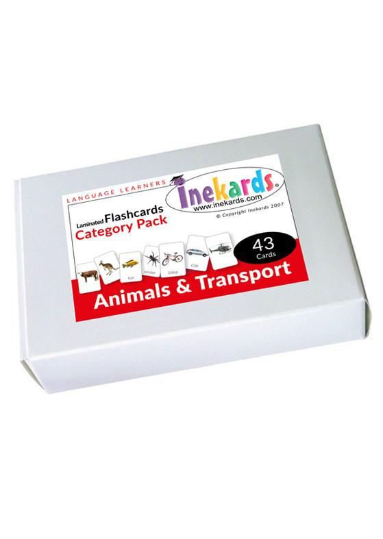 Animals & Transport Flashcards