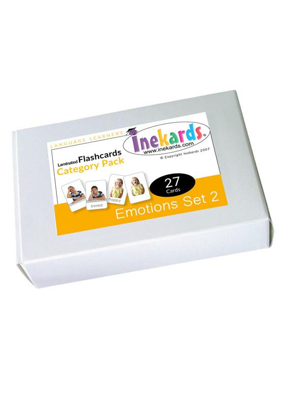 Emotions Children Flashcards