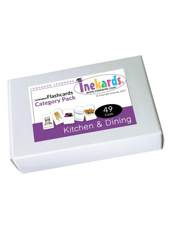 Kitchen & Dining Room Flashcards