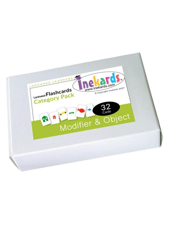Copy of Modifier and Object Flashcards
