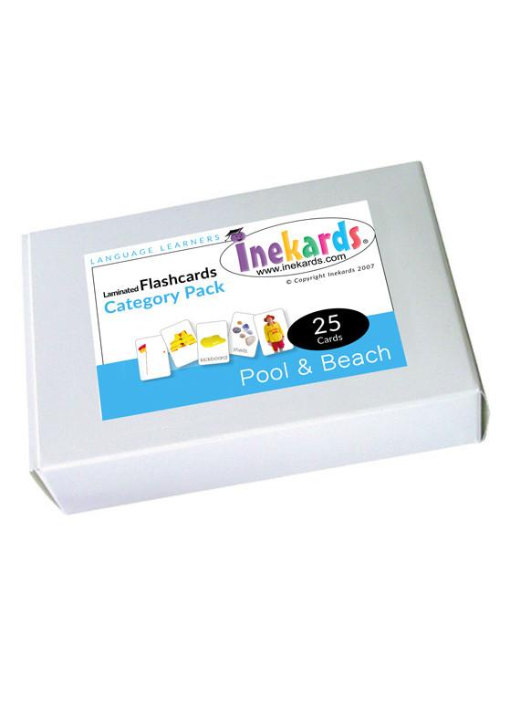 Pool & Beach Flashcards