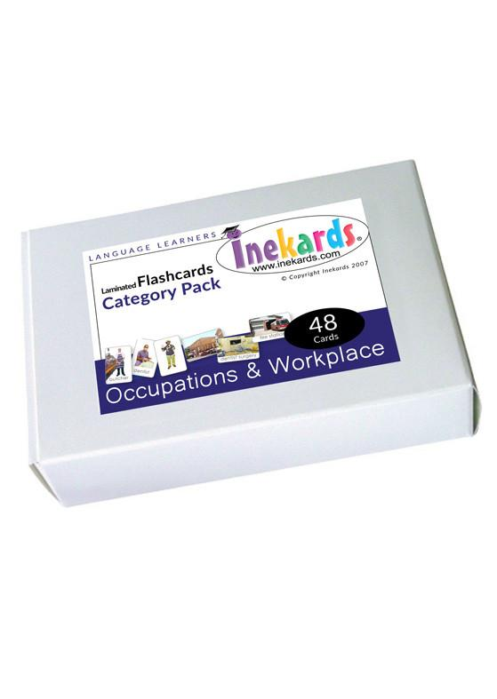 Occupation & Work Place Flashcards