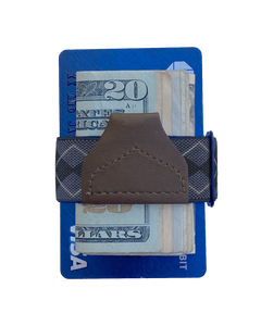 Wallets - Ashford Navy Tuck-a-Wallet - KK & Jay Supply Co.