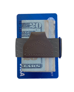 Jackson Dot Grey Tuck-a-Wallet - KK & Jay Supply Co.