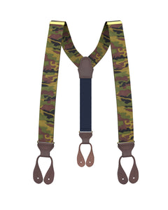 suspenders - Apache Drab Camo Suspenders - KK & Jay Supply Co.