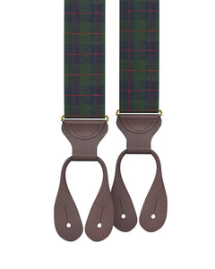 suspenders - Big & Tall Honeywell Forest Suspenders - KK & Jay Supply Co.