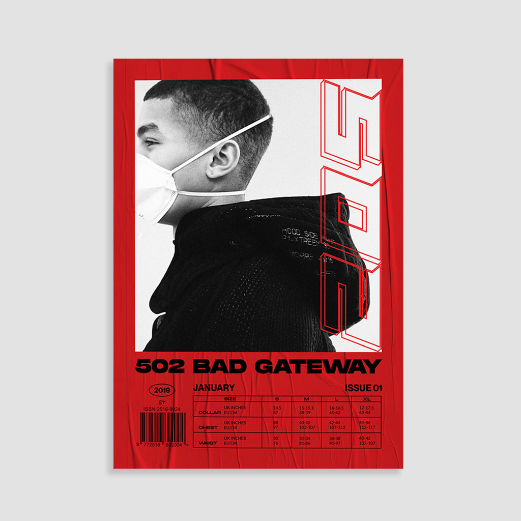 502 Bad Gateway Magazine Issue #01