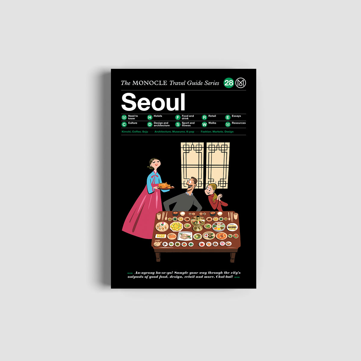 Monocle The Travel Guide Series: Seoul | Newspread Store