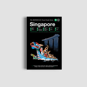 Monocle The Travel Guide Series: Singapore