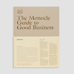 Monocle The Monocle Guide To Good Business | Newspread: Store