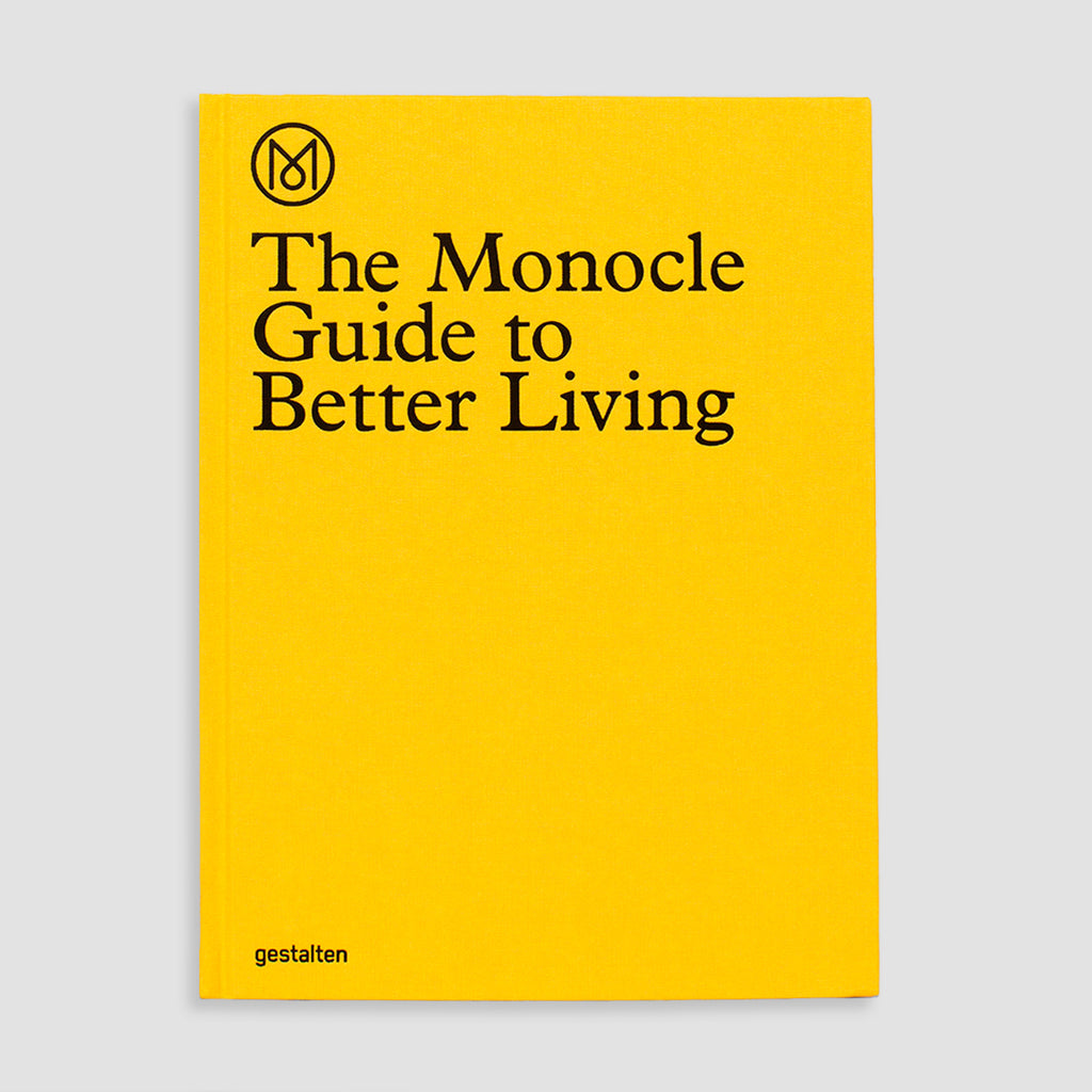 Monocle The Monocle Guide To Better Living | Newspread: Store