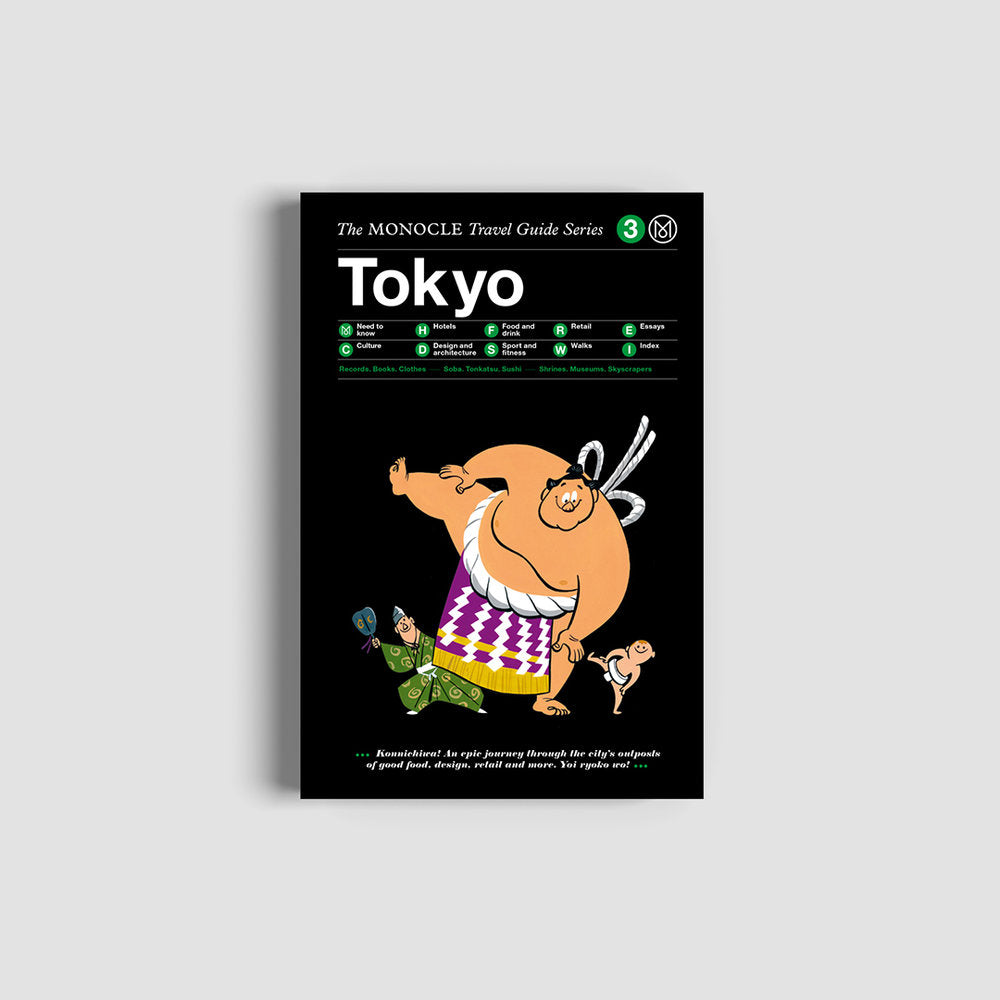Monocle The Travel Guide Series: Tokyo