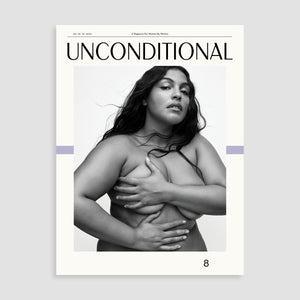 Unconditional Magazine 'The Body' Issue #8 - Paloma Cover
