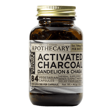APOTHECARY BROTHERS CAPSULES | DETOX & BALANCE - CHARLOTTE CBD