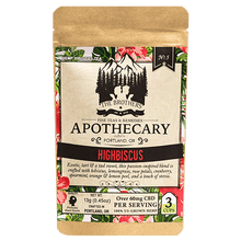 Load image into Gallery viewer, APOTHECARY CBD HEMP TEA | HIGHBISCUS - Charlotte CBD Shop