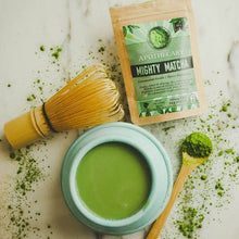 Load image into Gallery viewer, APOTHECARY CBD HEMP TEA | MIGHTY MATCHA - Charlotte CBD Shop