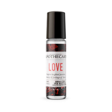APOTHECARY | ESSENTIAL OIL ROLLER | LOVE - Charlotte CBD Shop