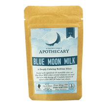 Load image into Gallery viewer, APOTHECARY BROTHER CBD LATTE | BLUE MOON MILK - CHARLOTTE CBD