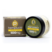 Load image into Gallery viewer, HEMPLUCID BODY CREAM | CBD | 1000MG - CHARLOTTE CBD