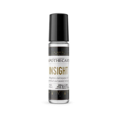 APOTHECARY | ESSENTIAL OIL ROLLER | INSIGHT - Charlotte CBD Shop
