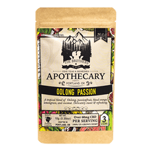 Load image into Gallery viewer, APOTHECARY CBD HEMP TEA | OoLONG PASSION - Charlotte CBD Shop