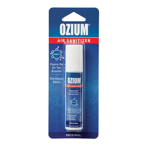 OZIUM AIR SANTIZER | .8 OZ - Charlotte CBD Shop
