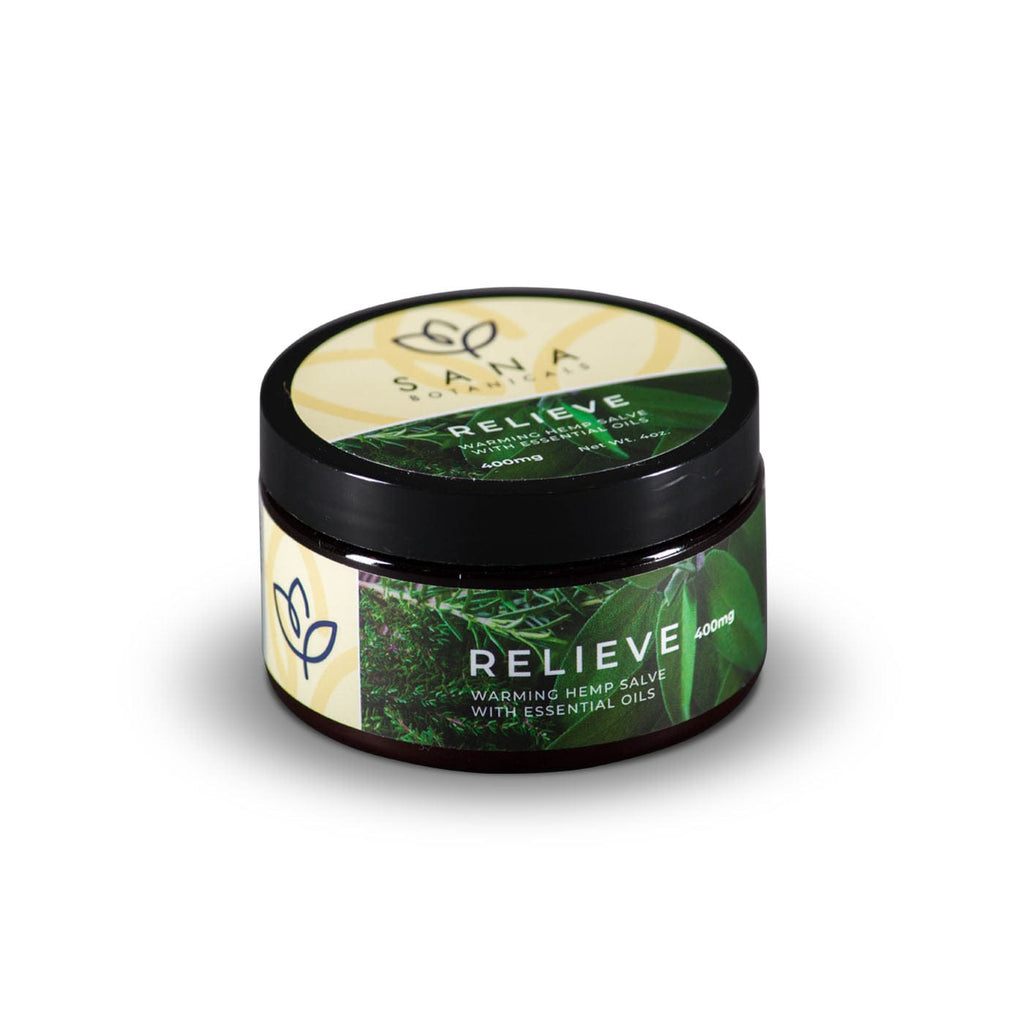 SANA BOTANICALS RELIEVE SALVE