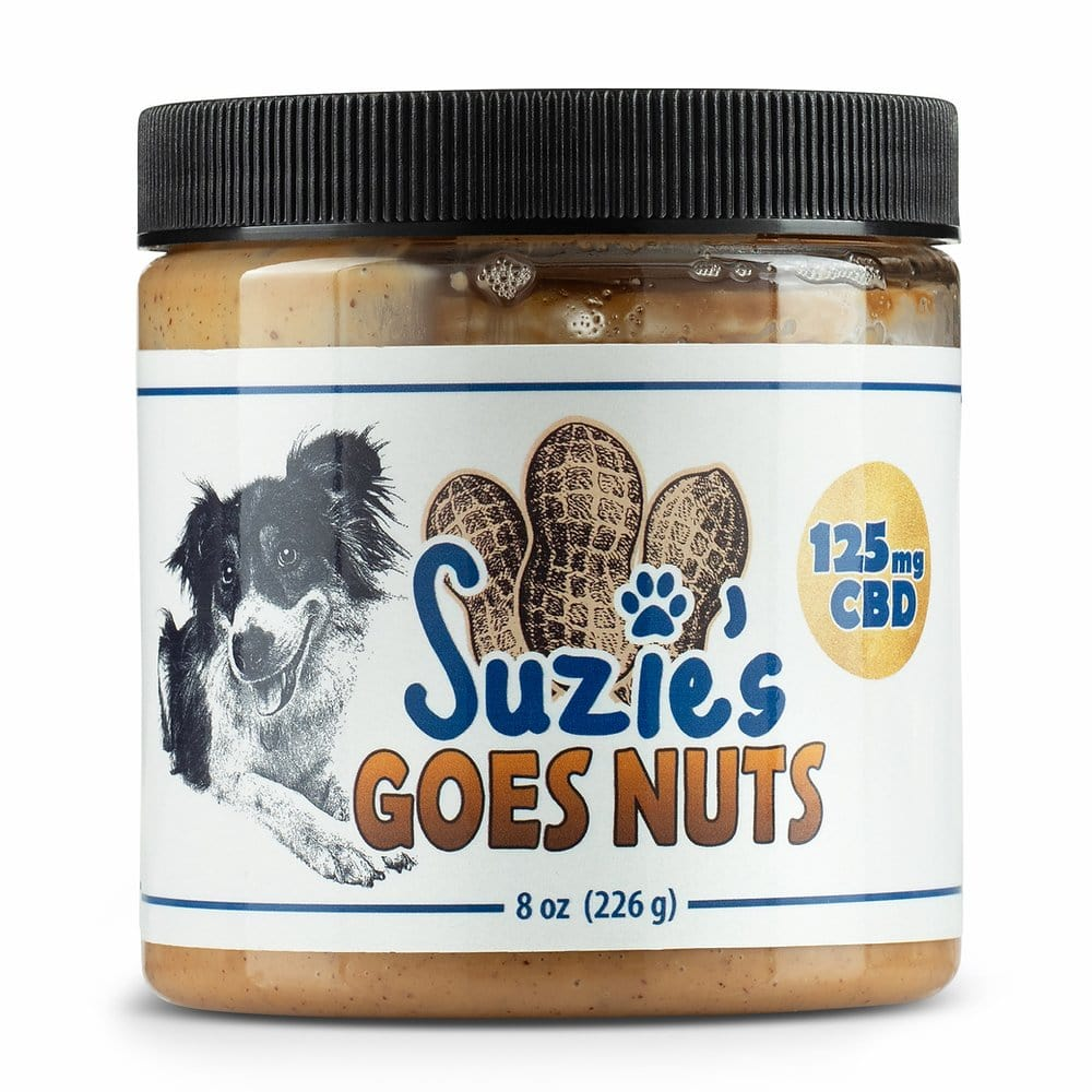SUZIES GOES NUTS PEANUT BUTTER | 125MG - Charlotte CBD Shop