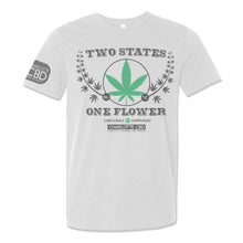 Load image into Gallery viewer, CHARLOTTE CBD T-SHIRT | TWO STATES - Charlotte CBD Shop