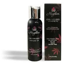 HEIGHTEN INTIMATE OIL - Charlotte CBD Shop