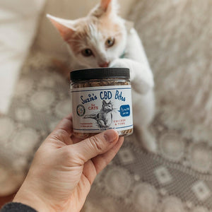 SUZIES CBD BITES | FOR CATS | 80CT - Charlotte CBD Shop