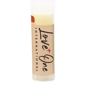 Organic Blood Orange+Tangerine Lip Balm
