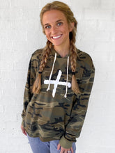 Love One Icon Camo Hoodie