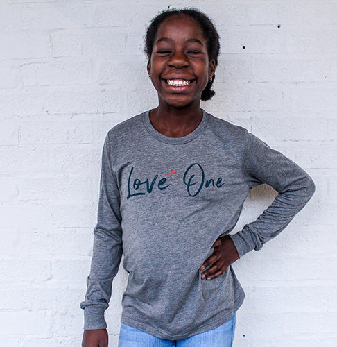 Love One Kids Long Sleeve Tee