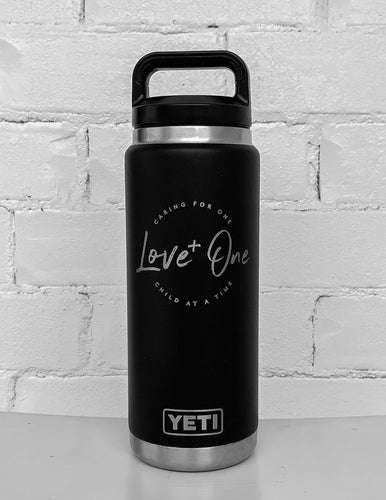 Yeti Rambler 26 oz Bottle Black