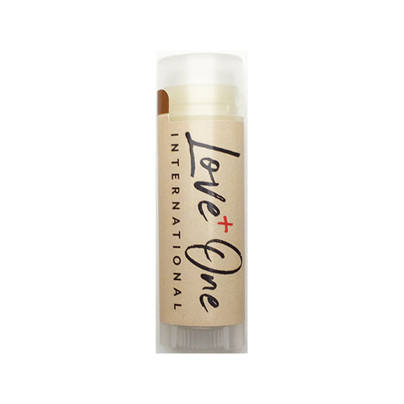 Organic Coffee Bean + Maple Lip Balm