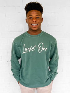 Love One Alpine Crew Sweatshirt