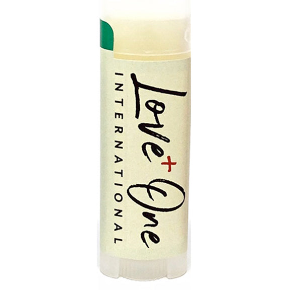 Organic Pineapple + Coconut Lip Balm