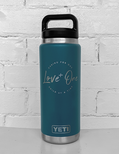 Yeti Rambler 26 oz Bottle River Green