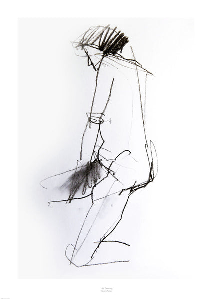 Life Drawing by Steve Parker