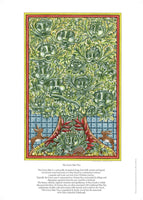 Fine art giclee print of the Tale of the Green Man