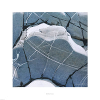 Fine art giclee print of rockface in Wales