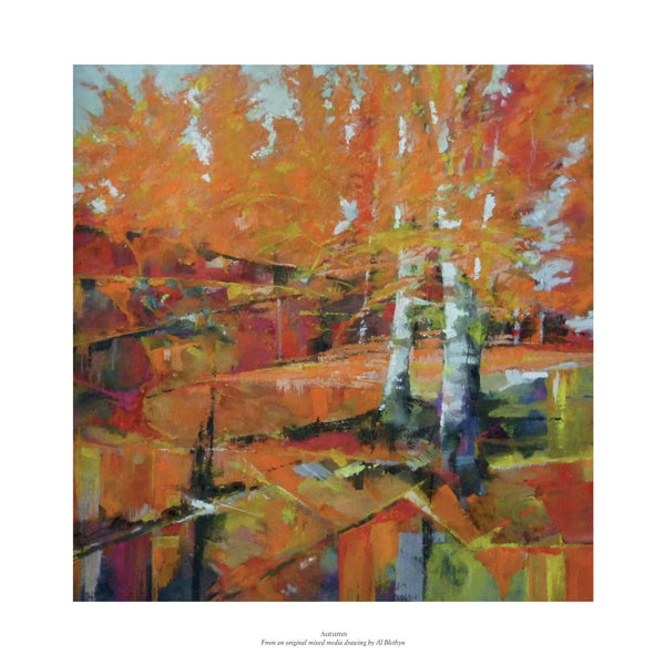 Autumn by Al Blethyn