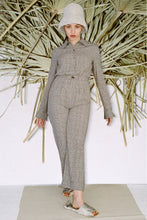 Load image into Gallery viewer, PONTOISE PANT IN GLEN PLAID