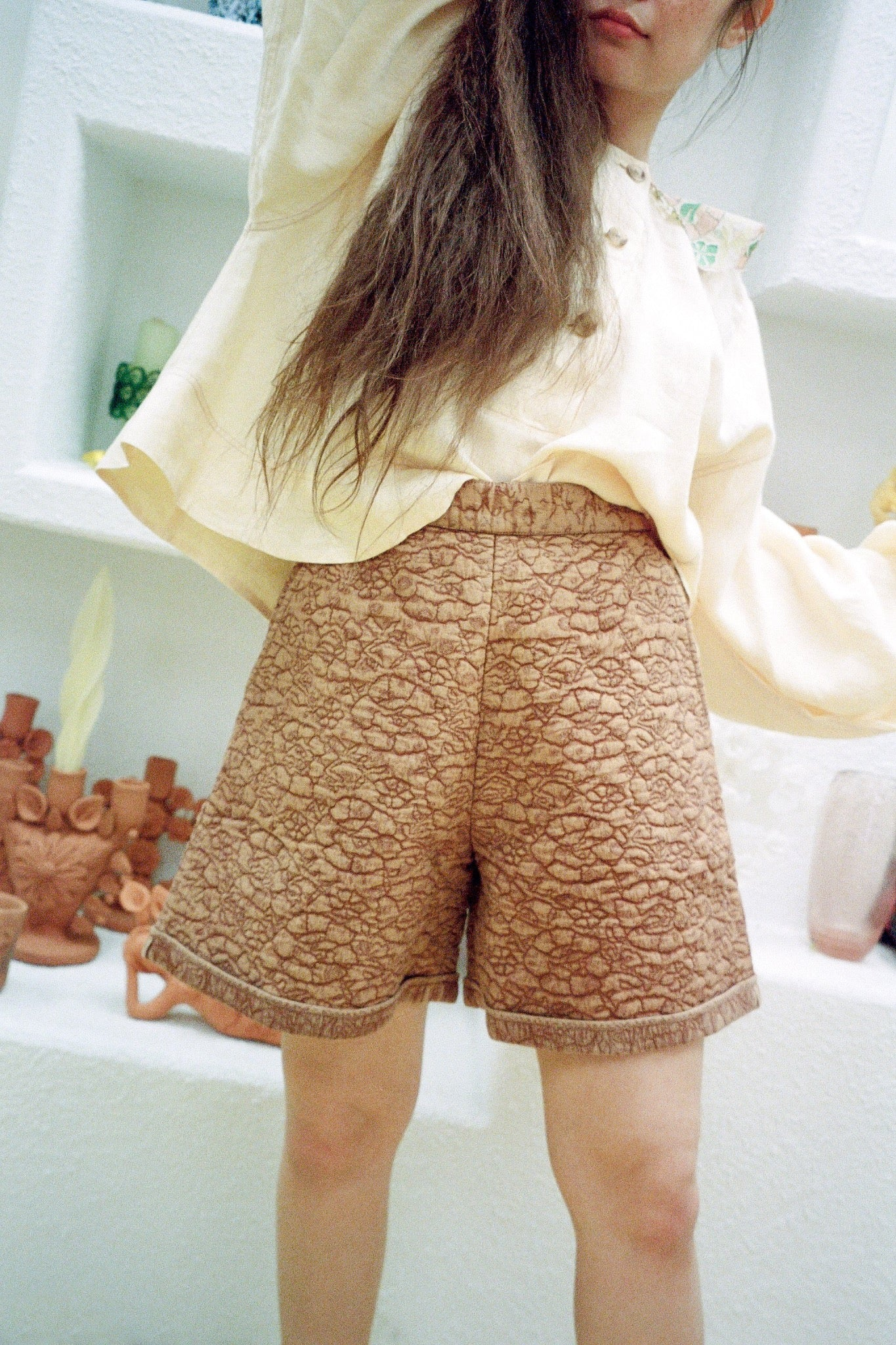 REMY SHORTS IN SAND