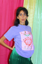 Load image into Gallery viewer, BAH, BAH, MASSALLAH TSHIRT IN VIOLET