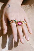 Load image into Gallery viewer, DIVA RING IN FUSCHIA