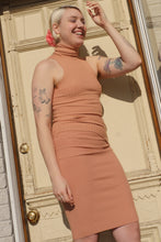 Load image into Gallery viewer, NONNA TUBE SKIRT IN BANDAID - giu giu