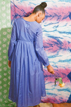 Load image into Gallery viewer, BEGUINE DRESS IN BLUE - number sixteen